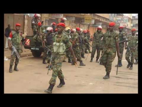 Uganda has a new president, Dr. Kizza Besigye