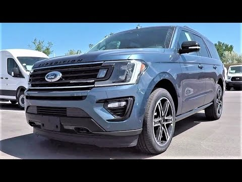 2019 Ford Expedition Limited Stealth: The $70,000 Expedition To Get!