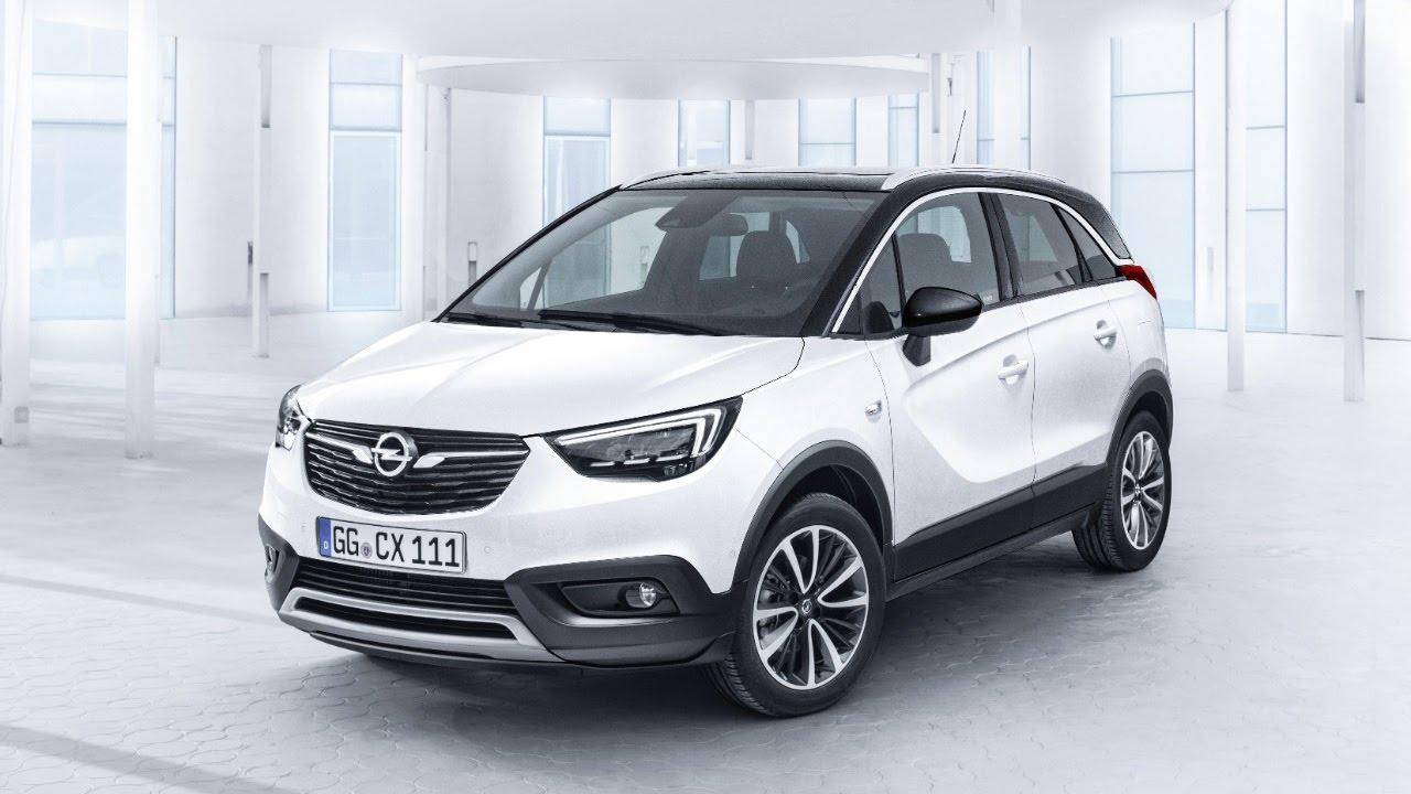 Opel Crossland X 2017 | Prueba / Test / Análisis / Review en Español | GuayTV.com - YouTube