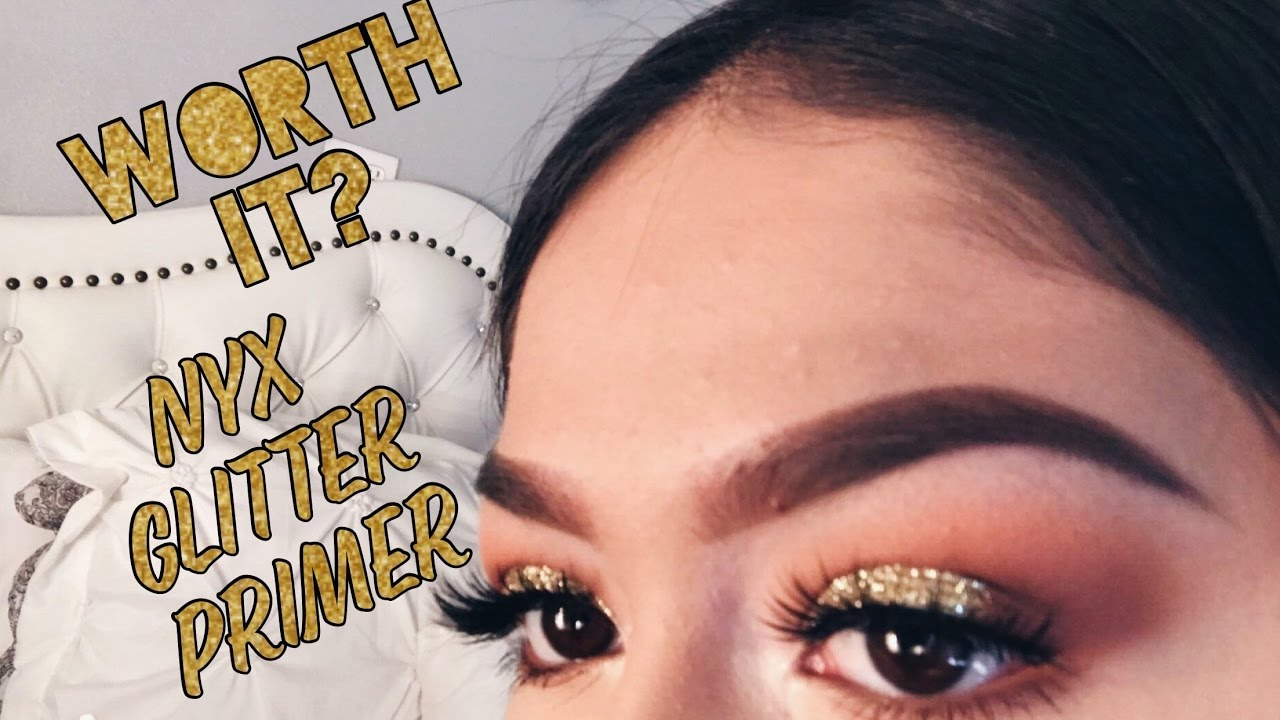 Glitter Primer by NYX Professional Makeup #7