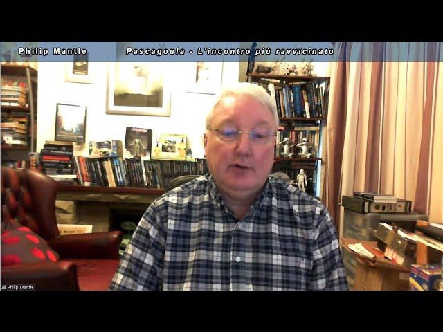 Philip Mantle - Pascagoula: L'incontro più ravvicinato