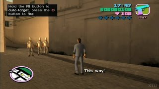 Grand Theft Auto: Vice City PS2 Gameplay HD (PCSX2)