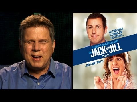 JACK AND JILL review [no spoilers] - Adam Sandler, Al Pacino, Katie Holmes, Avril Lavigne
