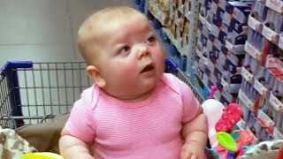 HAPPIEST BABIES EVER - FUNNY KIDS and BABIES Compilation 2018