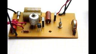 видео Самый простой сварочный инвертор своими руками из доступных деталей