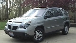 The Aztek Featurette (2003 Pontiac Aztek)
