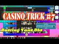 CASINO TRICK #7 | HOSTING TONS DLS IN CASINO/BJ/QQ WORLD ||EASY TO RICH|| -GROWTOPIA