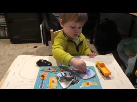 Instruments puzzle