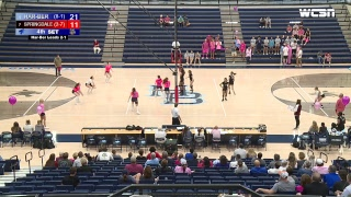 Har-Ber High School Volleyball   Har-Ber vs. Springdale