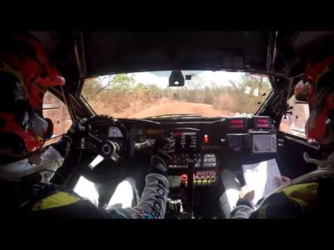 Cristian Baumgart/Beco Andreotti - Onboard última etapa - Rally dos Sertões 2016