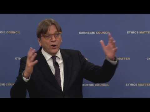 Guy Verhofstadt: Europe