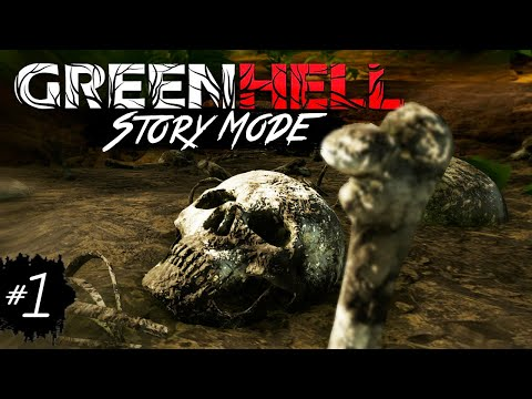 NEW STORY MODE! | Green Hell Story Part 1 (Update 1.0)
