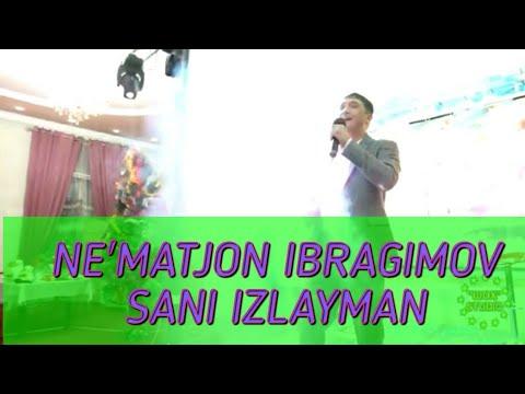 Неъматжон Ибрагимов-Ман Сани Излайман: 2020:Ne'matjon Ibragimov-Man Sani Izlayman