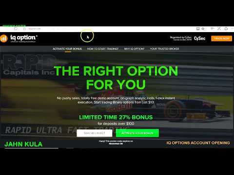 BEST BINARY BROCKER 2017 CFD'S BINARY CLASSIC NO LIMITS IQ-OPTION