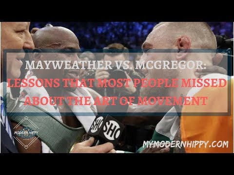 What Most People Missed From The Mayweather Vs. McGregor Fight (Meta-Analysis)