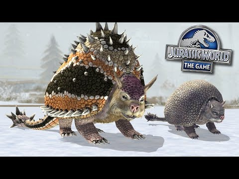 DOEDICURUS TEH BROKEN!!! || Jurassic World - Glacier Series