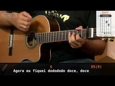 Camaro Amarelo - Munhoz & Mariano (aula de violão)