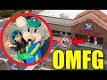 DRONE CATCHES GIRLFRIEND CHEATING WITH CHUCK E CHEESE.EXE AT HAUNTED CHUCK E CHEESE!! SCARY