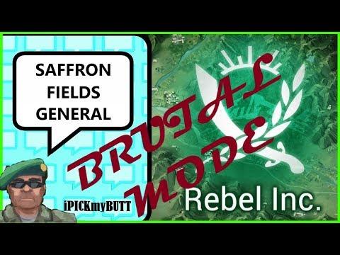 Rebel Inc. Ios [Saffron Fields] Brutal Mode - General