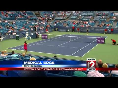 Medical Edge: Tennis elbow not just for tennis players