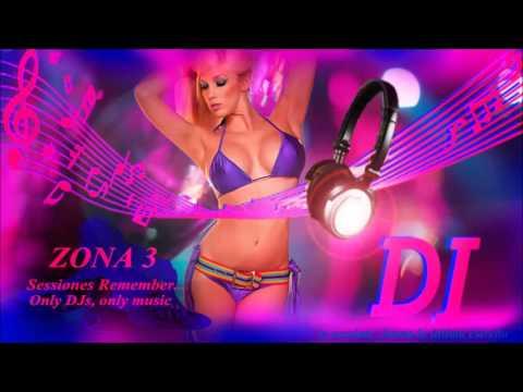 ZONA 3 - DJ PEPO  live van vans 3  TECHNO MADRID