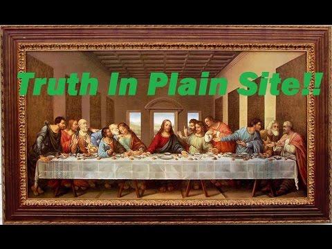 Truth Hidden In Plain Site For 500 Years!!! (The Last Supper, Leonardo Da Vinci)