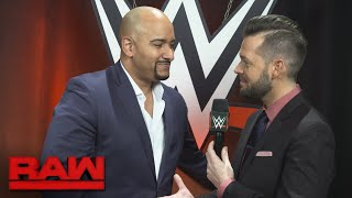 Jonathan Coachman's worlds collide tonight: Exclusive, Jan. 29, 2018