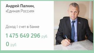 Самые богатые депутаты новой Госдумы
