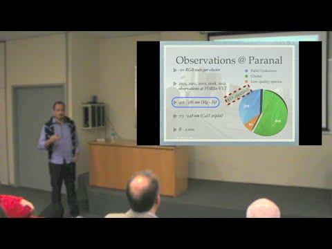 Bruno Dias - PhD thesis defense (Univ. Sao Paulo, Brazil)