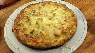 Video Lidia Bastianich's Sausage, Bread and Pepper Frittata download MP3, 3GP, MP4, WEBM, AVI, FLV Januari 2018