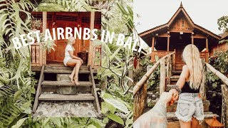 Gambar cover Best Bali Airbnbs | Where to Stay in Bali on a Budget