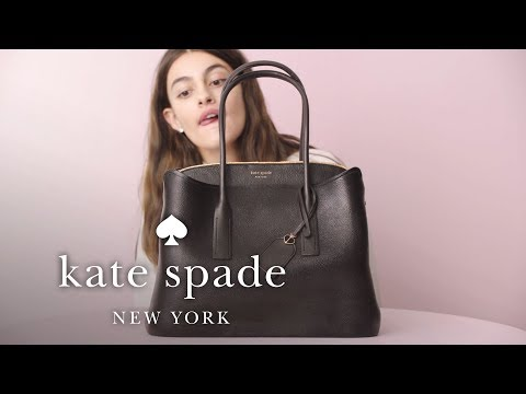 the irresistible margaux satchel | kate spade new york