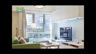 IKEA 打造夢想家北歐現代風小家庭 (三房型) 影片 Video