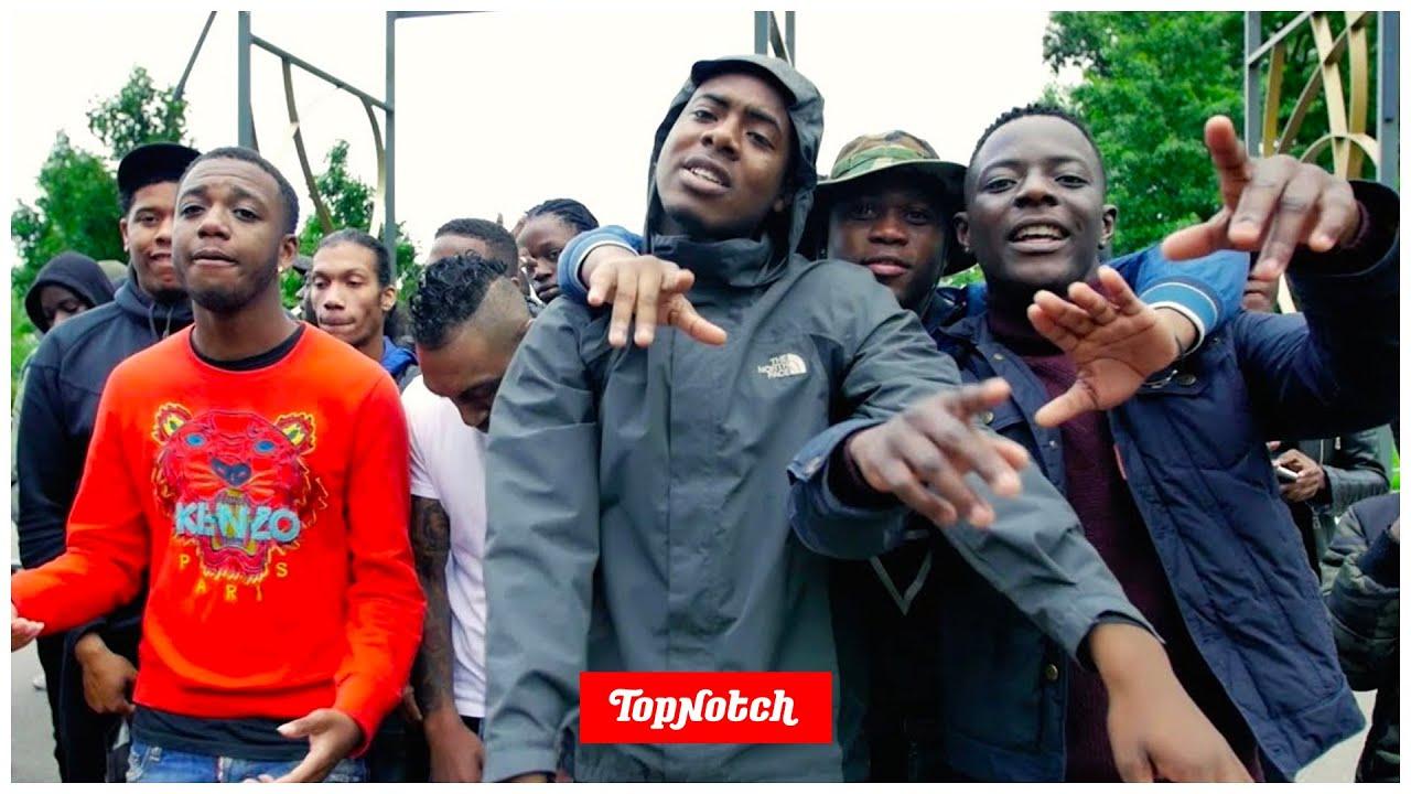 Download SBMG - Mandela ft. Sevn Alias, Louis, D-Double, Lijpe & Hef (Prod. Raoul '808' Ilahi)