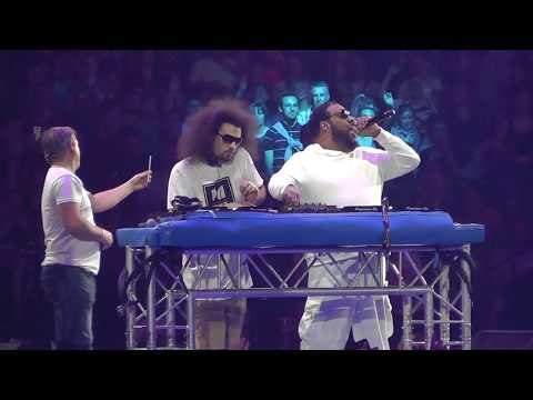 Fatman Scoop - Live At Back To The 90s & 00s - 2019 HD