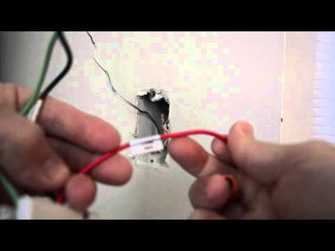 Timer switch Installation - YouTube on honeywell light switches, honeywell rpls730b manual, honeywell rpls740b1008, honeywell econoswitch,