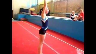 вольные упражнения. спортивная гимнастика