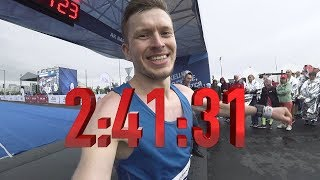 Казанскии марафон 2018