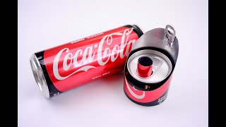 4 Useful Items You Can Make from Coca-Cola Cans #Life Hacks