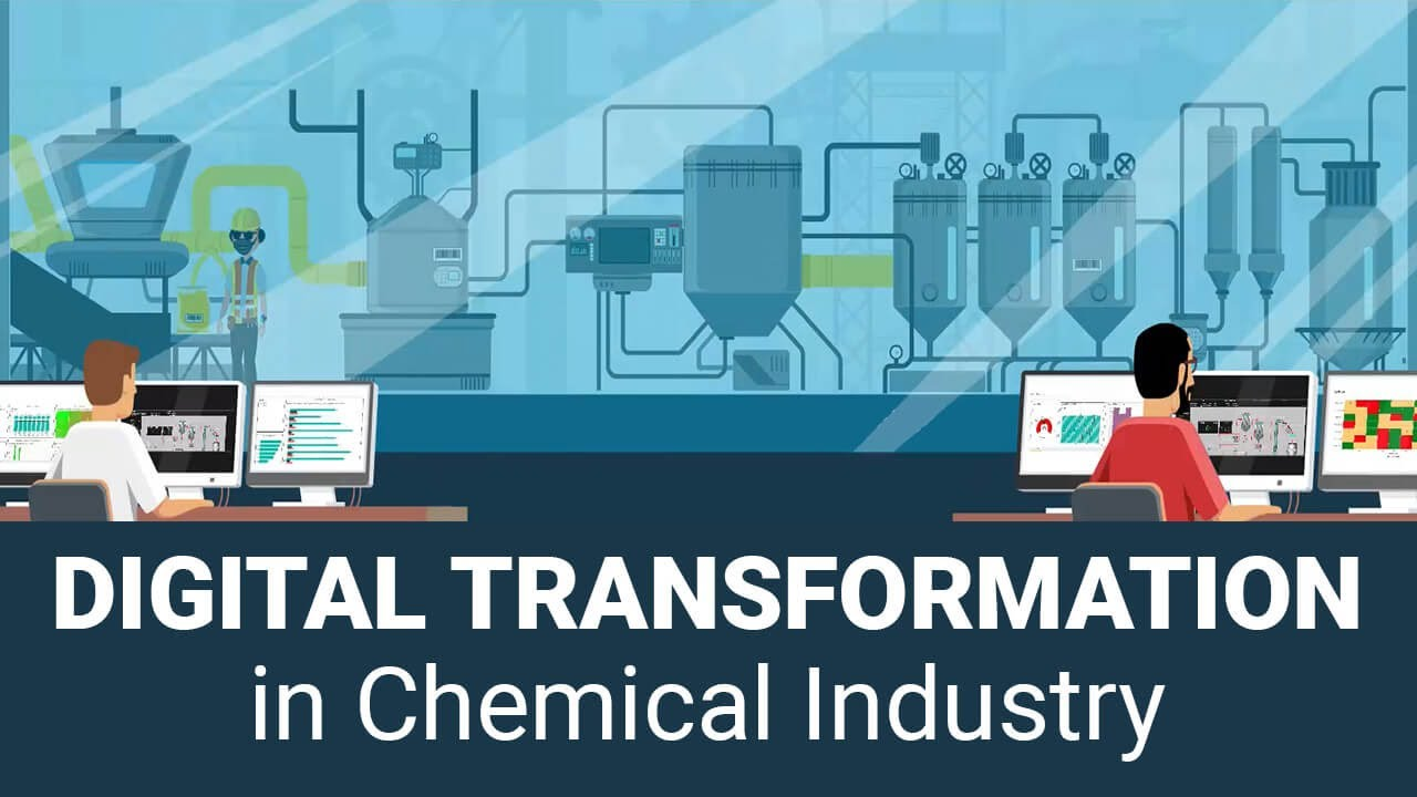 How Digital Transformation is transforming Chemical Industry - YouTube