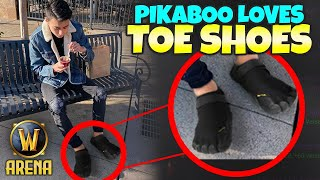 Pikaboo LOVES Toe Shoes | WoW …