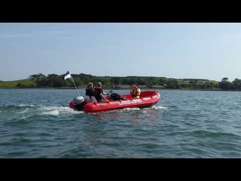 Experinece Cork Harbour Boat Hire