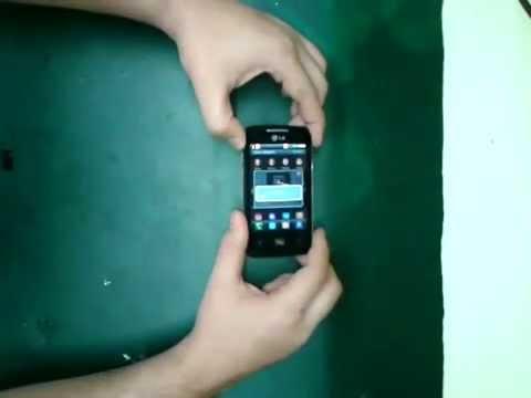 Dr.Celular - LG E510 - Hard Reset - Desbloquear - Resetar
