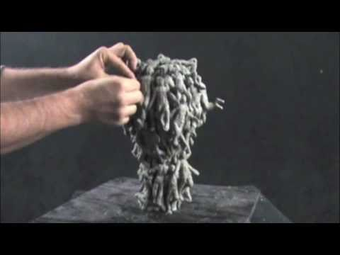 Sculpture tutorial - Art and Tech Googles Earth (Android's open source power)