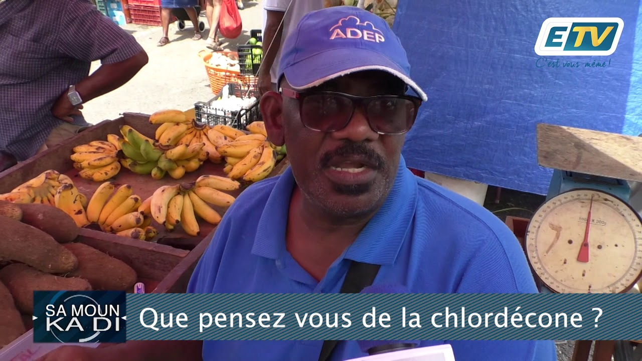 Sa Moun Ka Di: Le Chlordécone