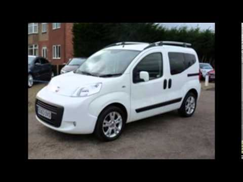 2016 fiat qubo ambient white youtube. Black Bedroom Furniture Sets. Home Design Ideas