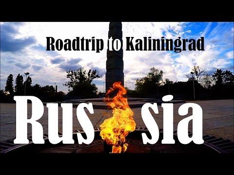 Roadtrip to Kaliningrad/Russia HD