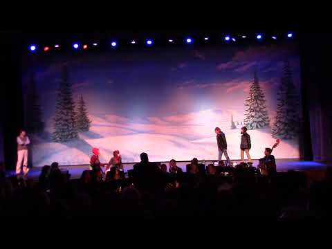 A Christmas Story: The Musical  2017 Winter Musical Part 3 of 4
