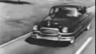 1951 Kaiser-Frazer TV Ad for the Nash Airflyte