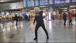 Чеченская Лезгинка В Аэропорту Внуково 2019 ALISHKA (Москва)